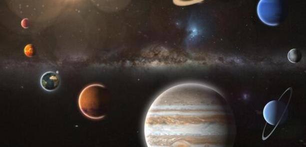それぞれの惑星が持つ意味